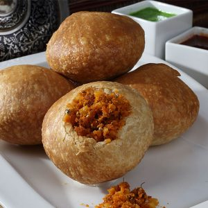 Moongdal Kachori