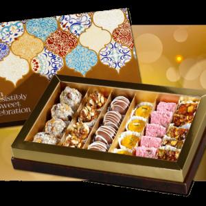 Choicest Sweet box from kamat shireen - diwali 2020
