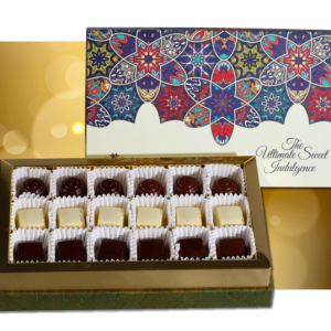 Gourmet Chocolate sweet box from kamat shireen - diwali 2020