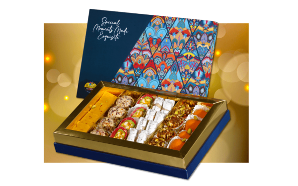 Premium Sweet Box from Kamat shireen - diwali 2020
